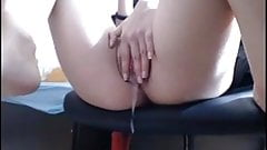 Amateur Monster Dildos Squirt And Self Fisting 3 Luxuretv Com
