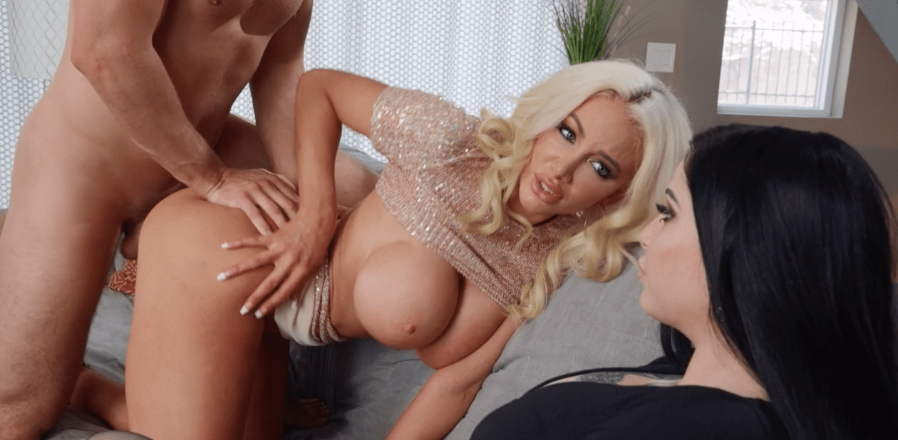 Brazzer.Com – Don't Back Out On Me Now